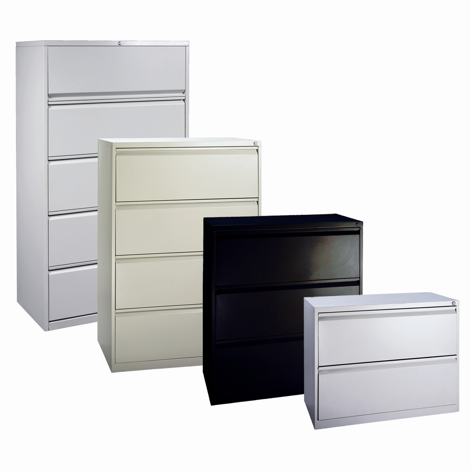 Innovative Lateral File Cabinet  5 Drawer